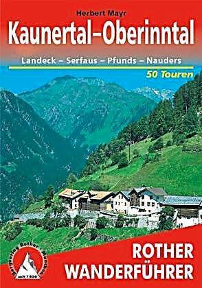 Herbert Mayer - 50 Touren - Kaunertal, Oberinntal