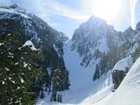 The gully 03/24/2014