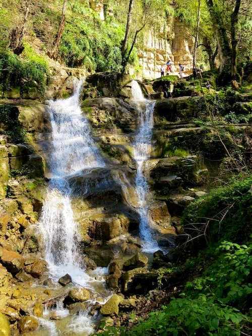 Jozak Waterfall