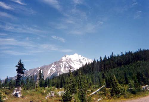 Mt. Jefferson from the...
