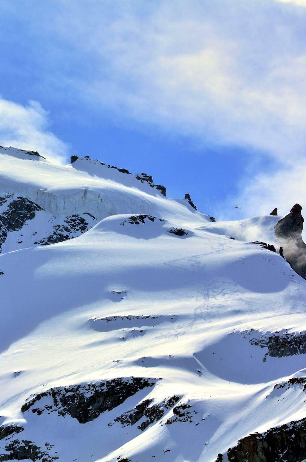 Gran Paradiso Glacier