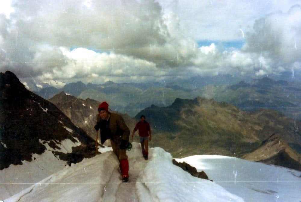 Southern RANGES Rutor/Chateau Blanc Traverse 1973