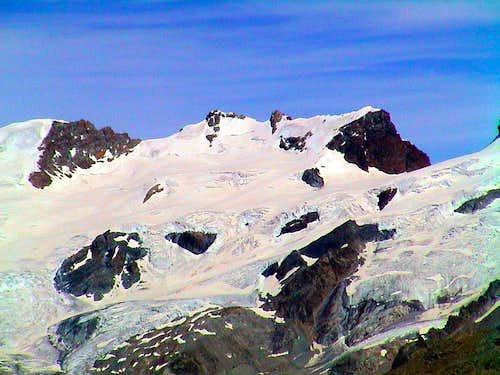 MOUNT ROSA From Corno Bussola to Breithorns 2001