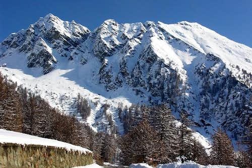 MOUNT ROSA To Ranzola Hill & Three Mount Ciosé 2006