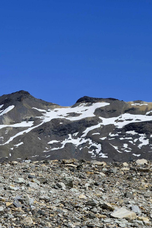 Gran Vaudala Glacier