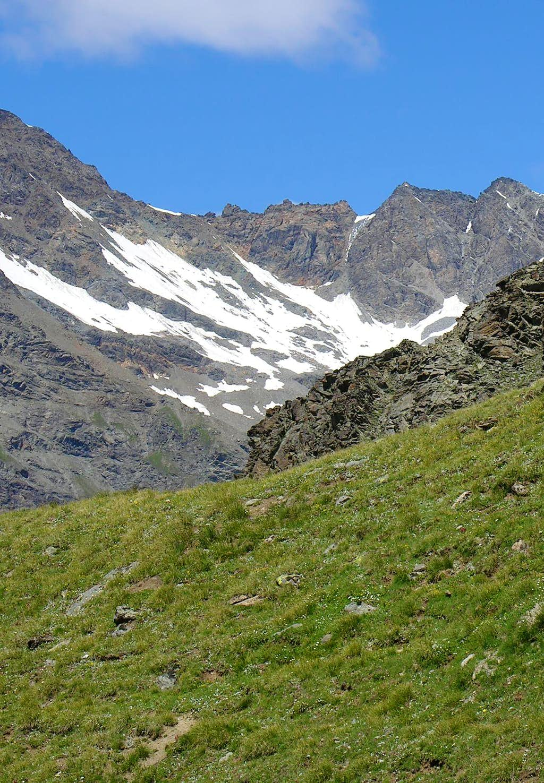 Fos Glacier