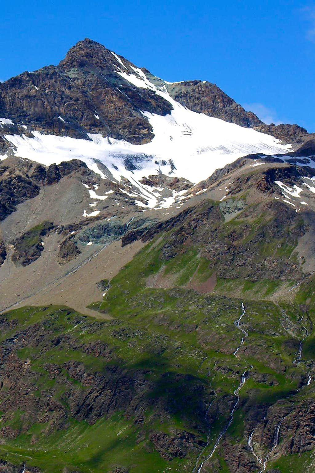 Traversiere Settentrionale Glacier