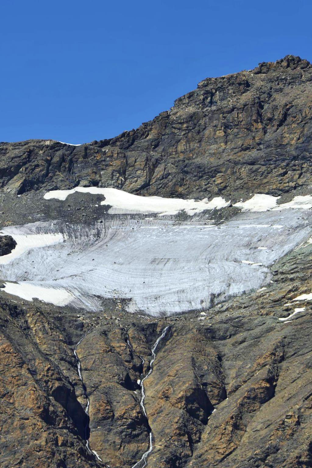 Traversiere Centrale Glacier
