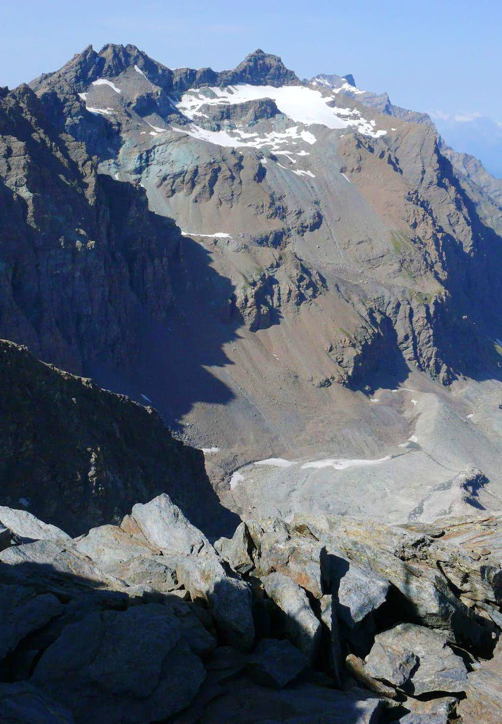 Traversiere Meridionale Glacier