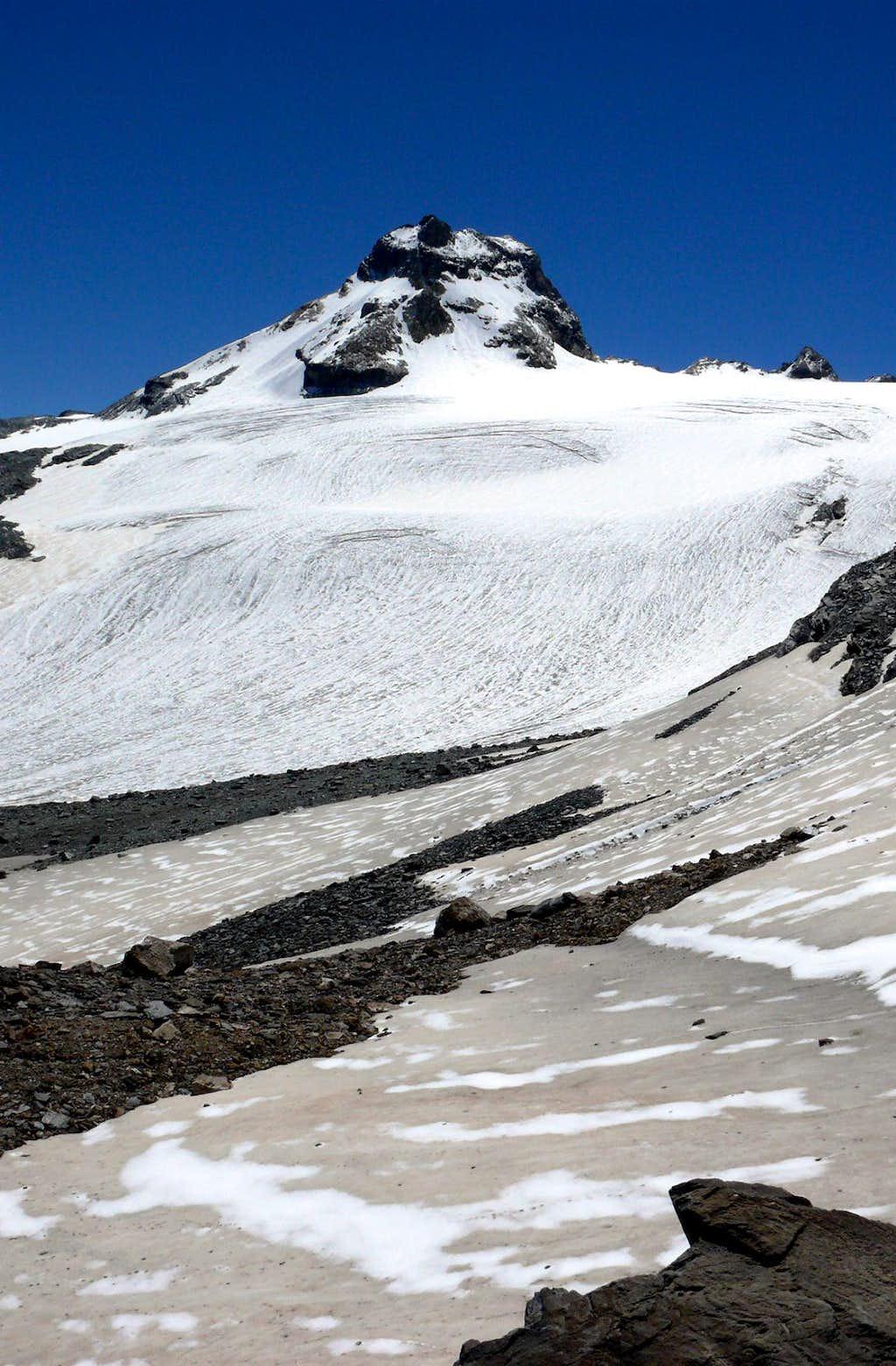 Goletta Glacier
