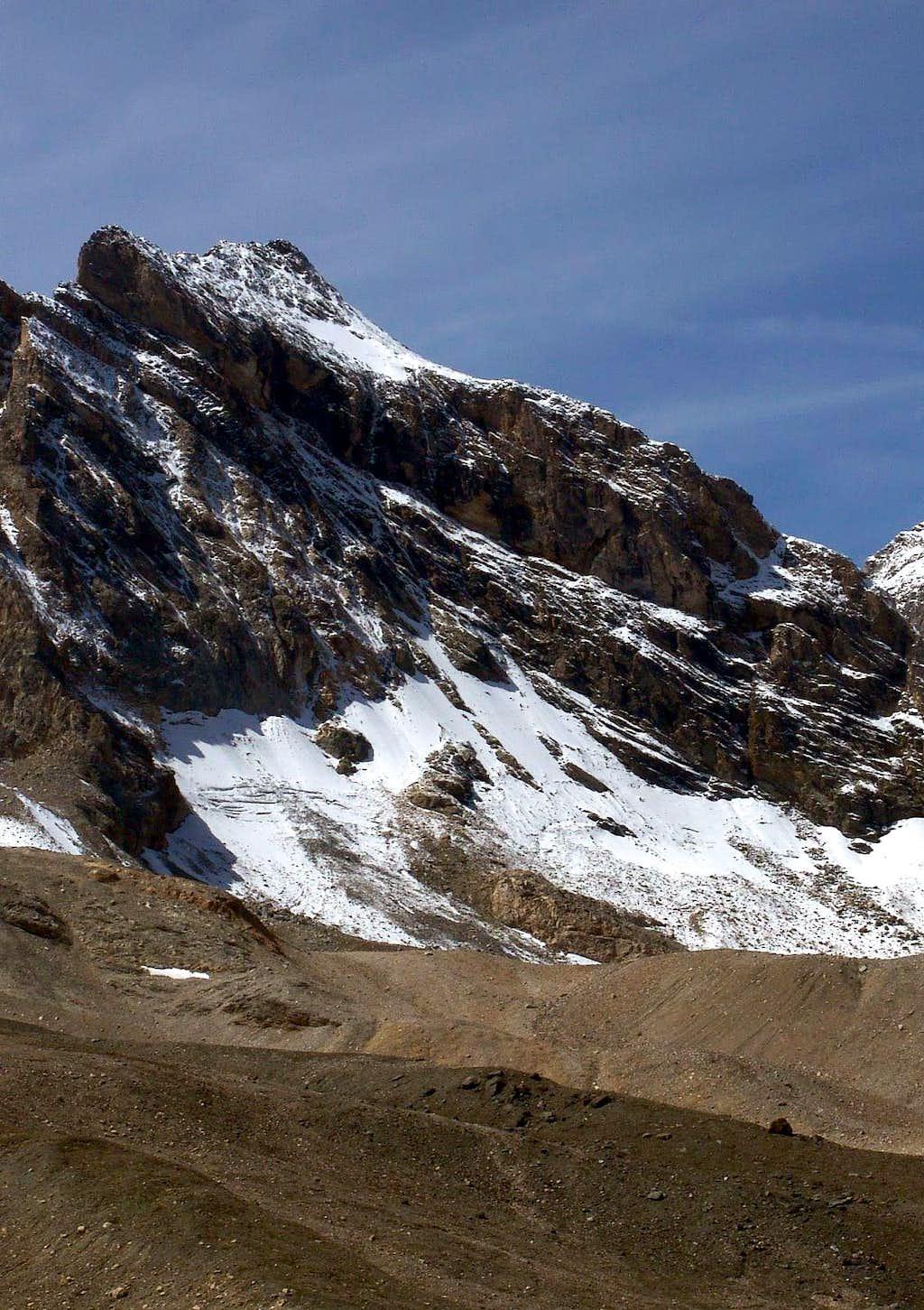 Fond Glacier