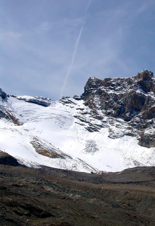 Fond Occidentale Glacier