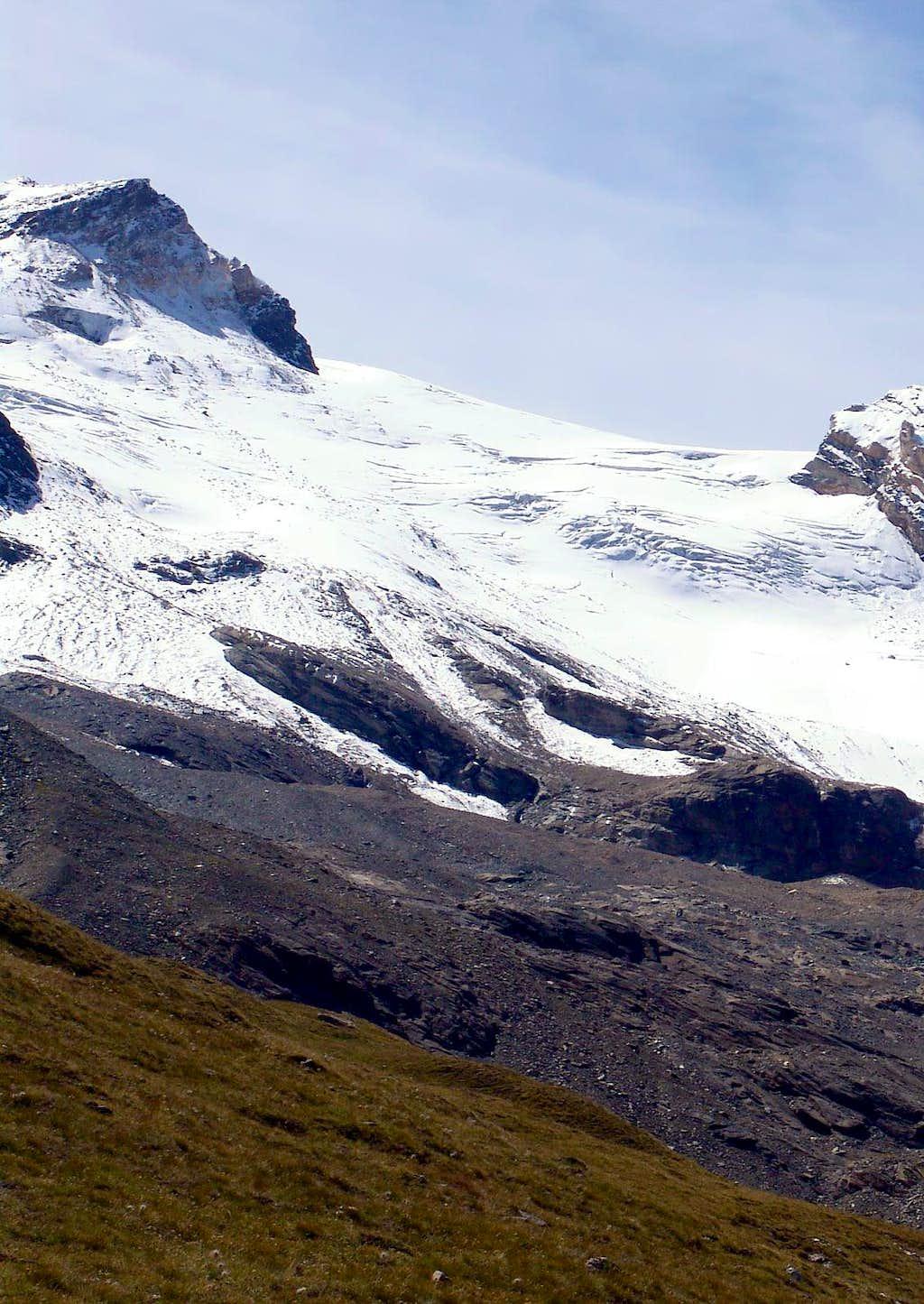Fond Orientale Glacier