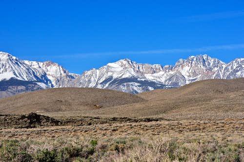 Cardinal Mountain...