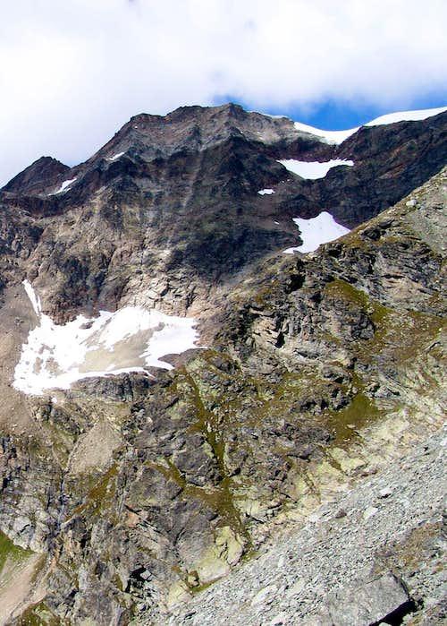 San Grato Glacier