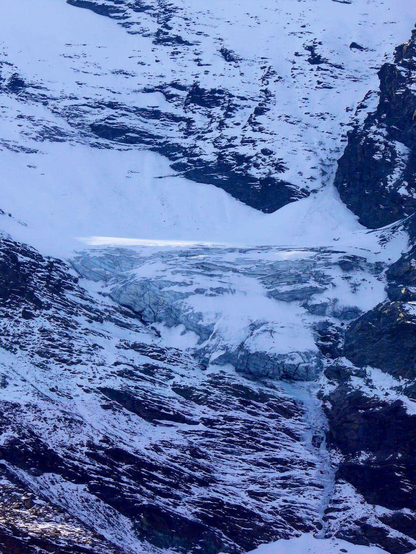 Tavella Glacier