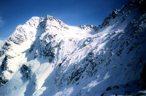 To Pietra Rossa  & B. Pouignenta Winter conditions 1996