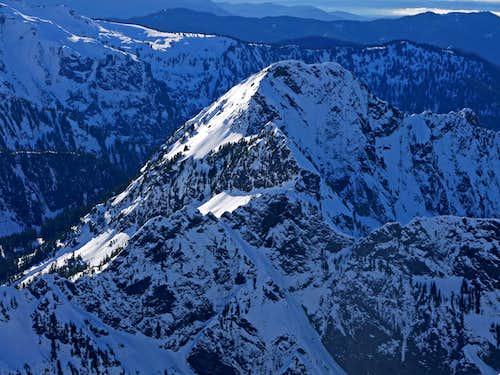 Mount Bullon Below