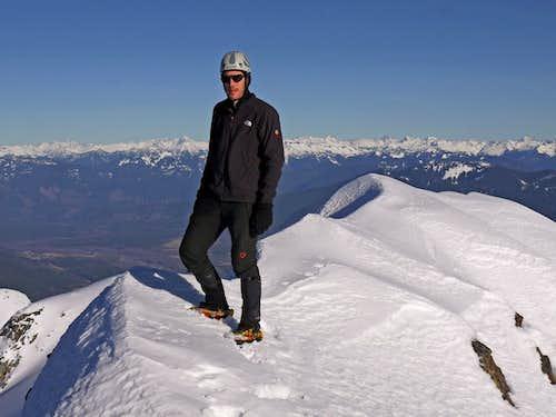 Jacob on the Summit