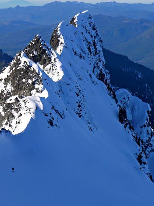 Gimplilator Headind down to High Pass