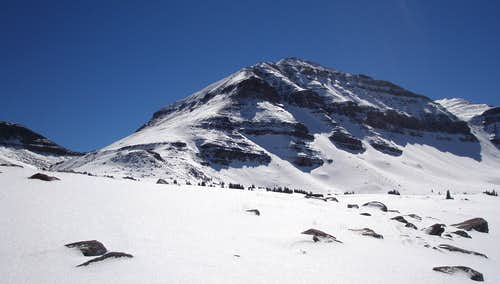 West Gunsight Peak
