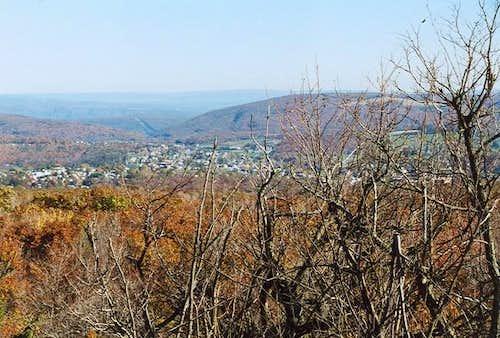 High Rock on Savage Mountain
