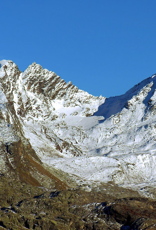 Invergneures Glacier