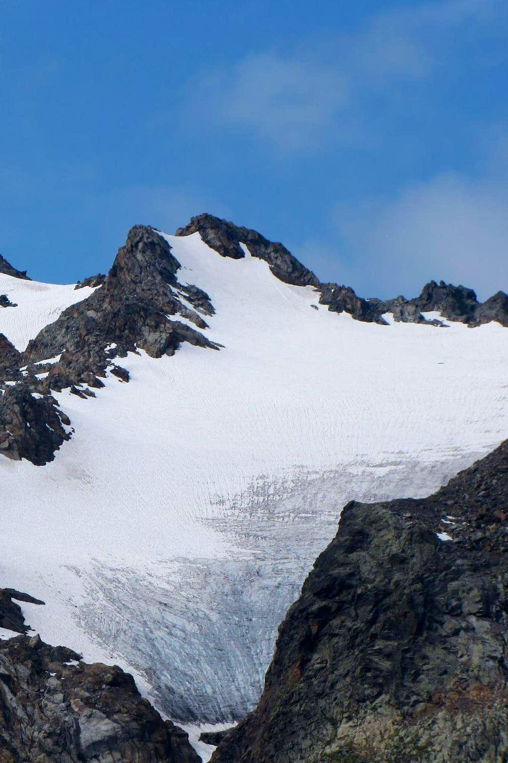 Grande Assaly Meridionale Glacier