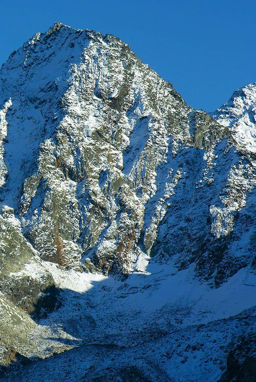 Tachuy Glacier