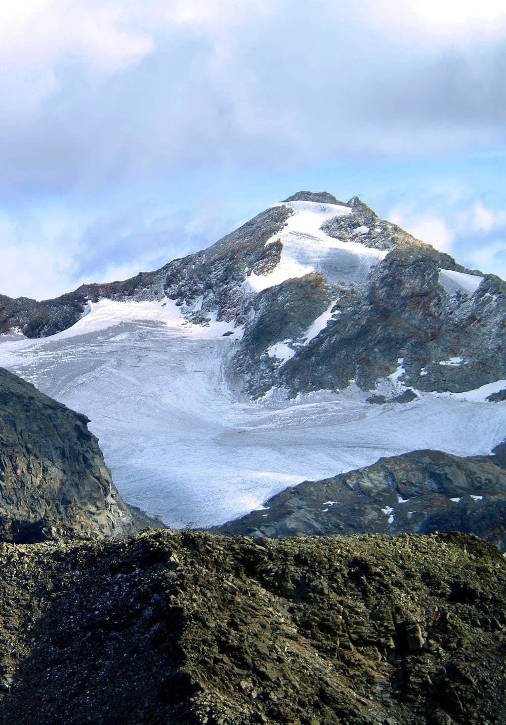 Usellettes Glacier