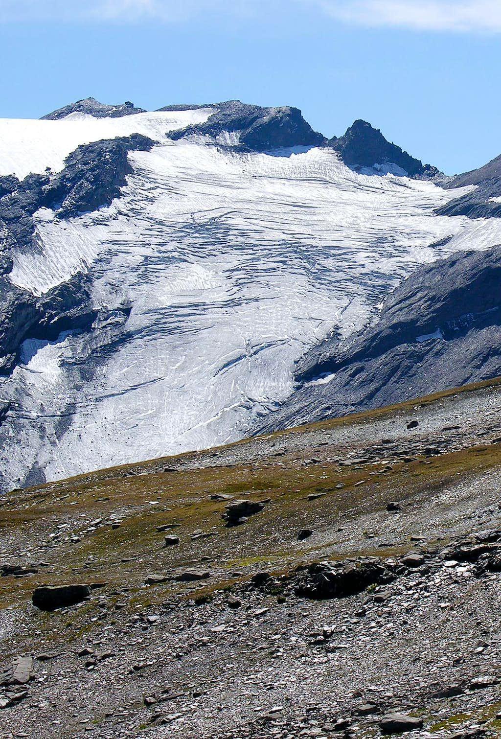 Arguerey Settentrionale Glacier