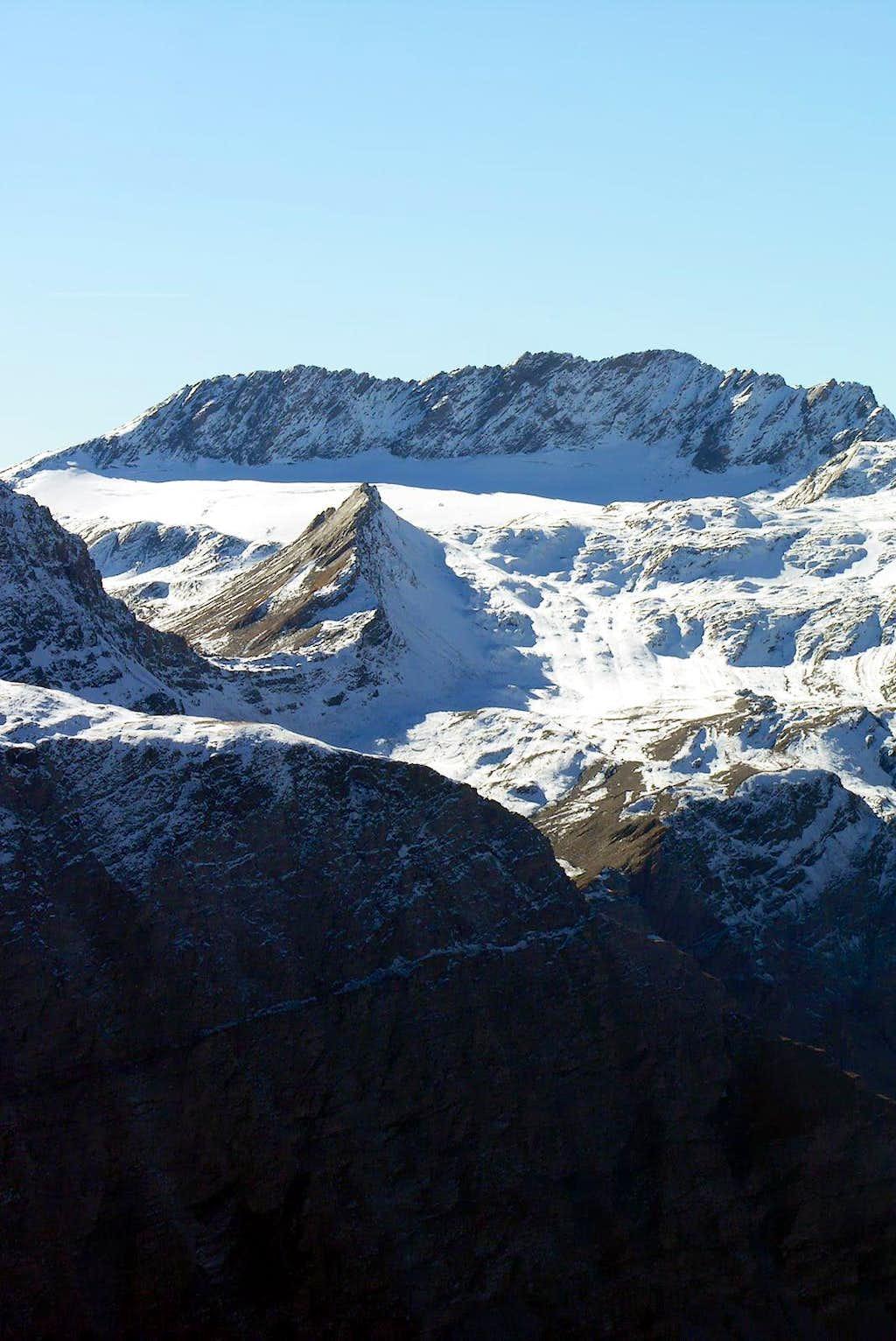 Breuil Glacier