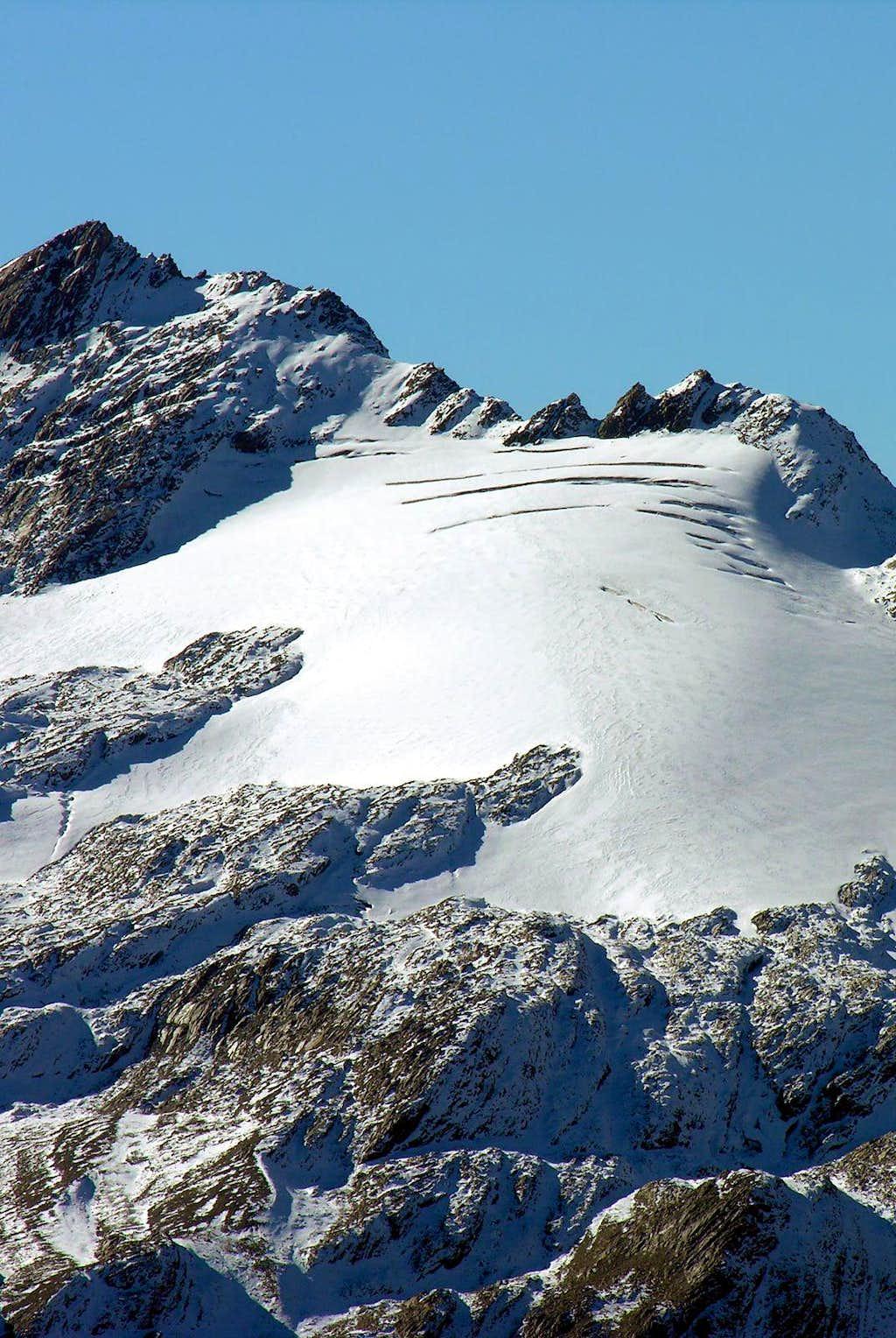 Chavannes Glacier