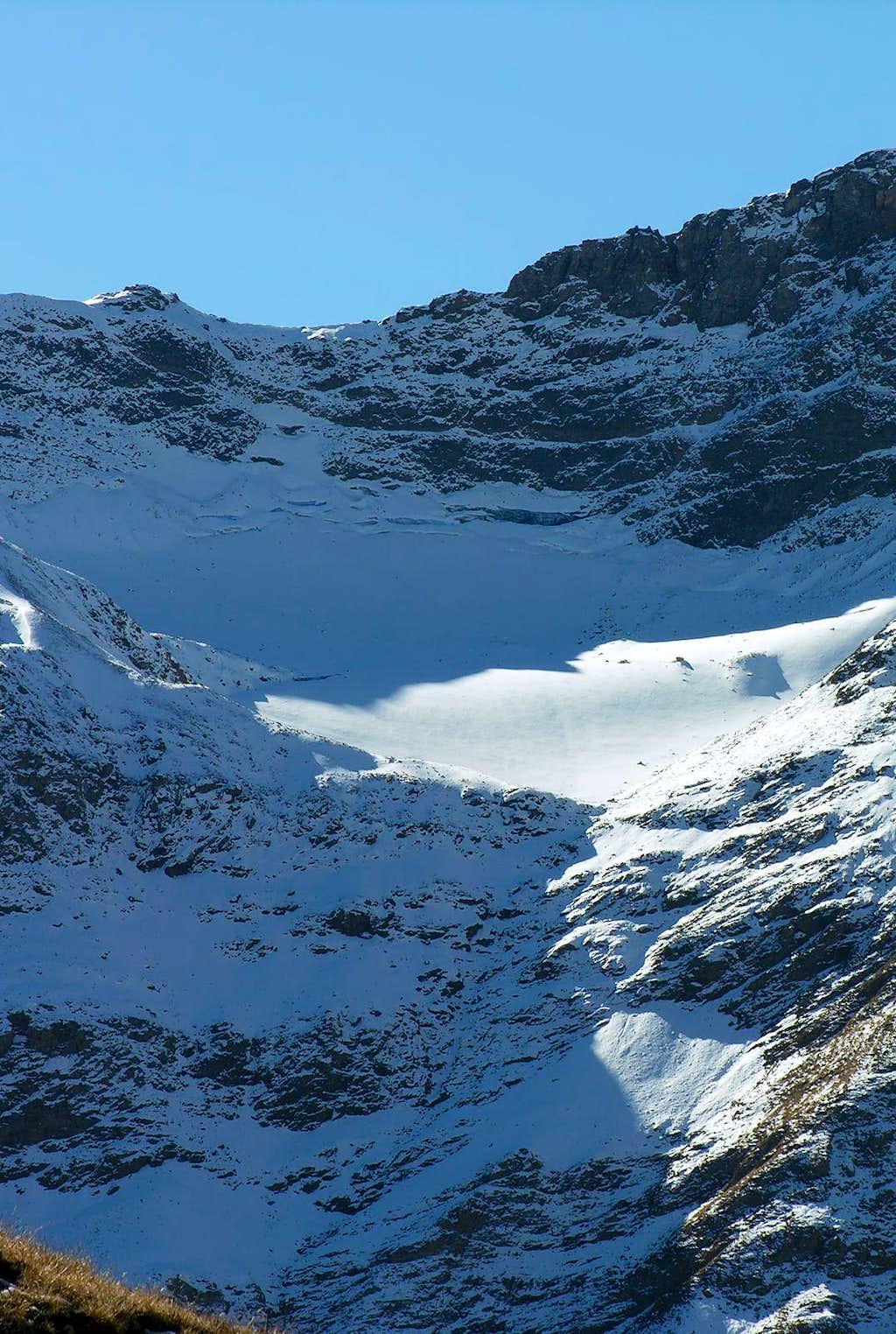 Fornet Glacier