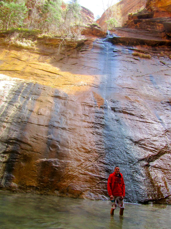 Narrows Waterfall