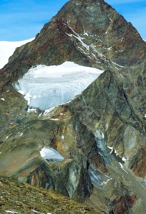 Seigne Glacier