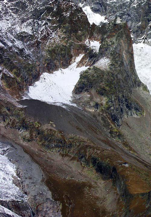 Châtelet Glacier