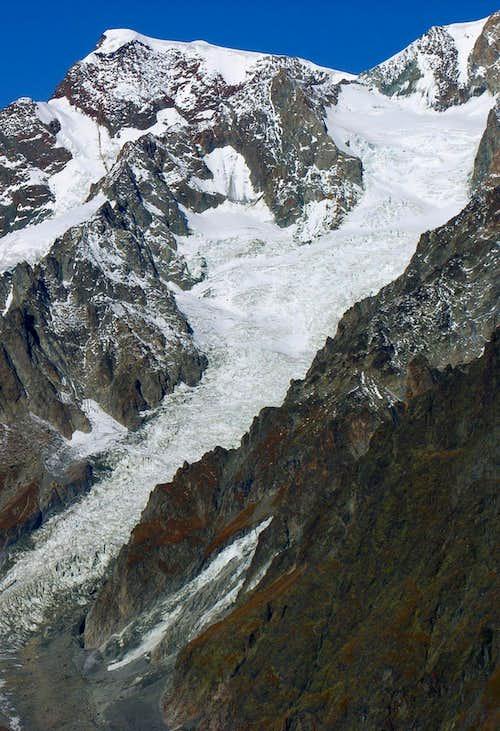 Dôme Glacier
