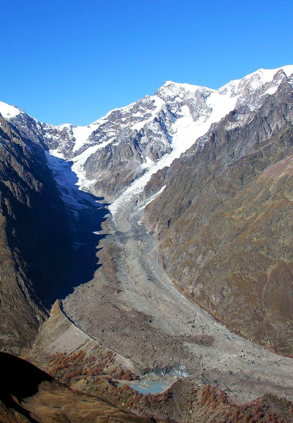 Miage Glacier