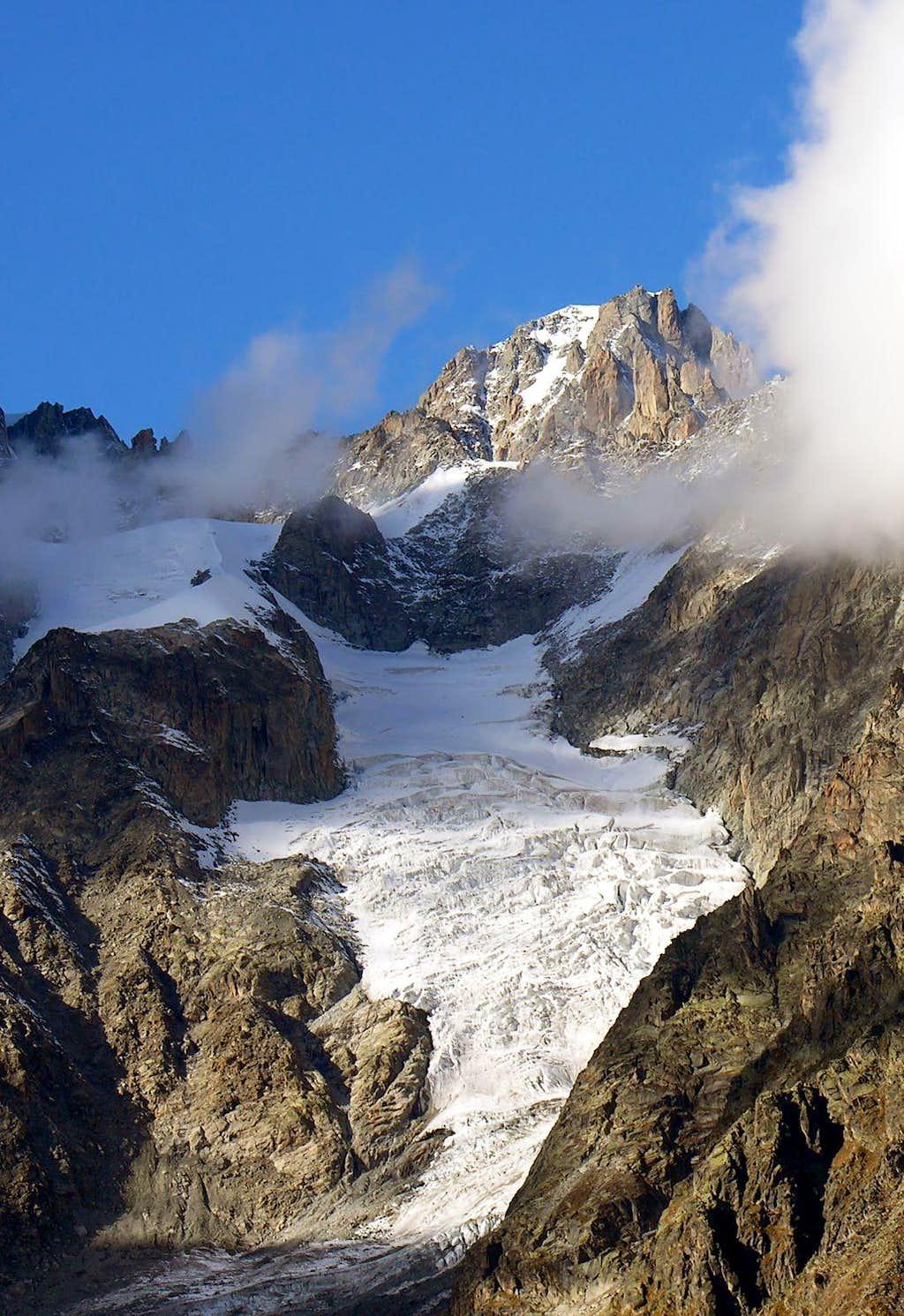 Tour Ronde Glacier