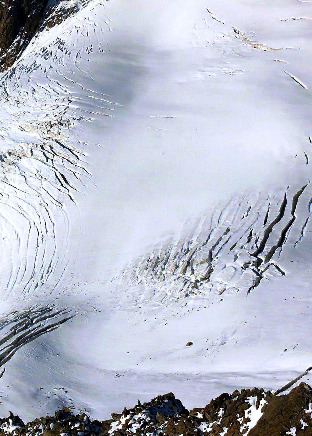 Toula Glacier