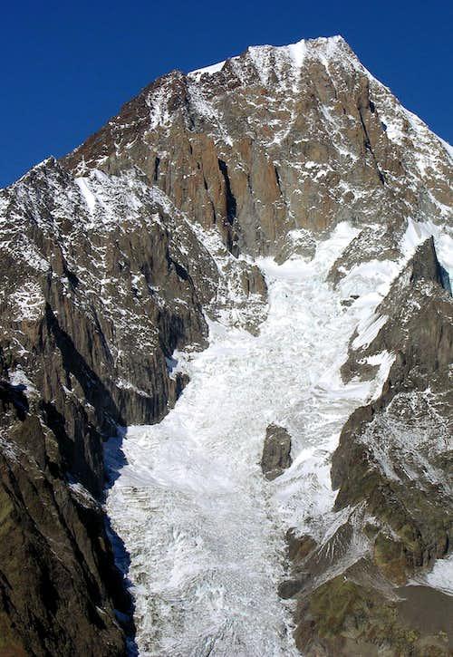 Brouillard Glacier