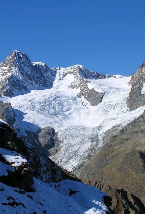 Lex Blanche Glacier