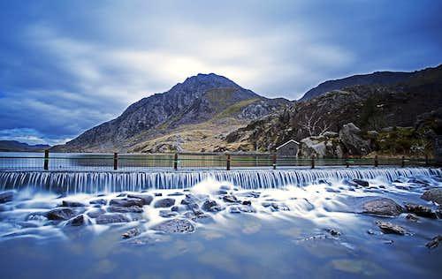 The Weir, Ogwen
