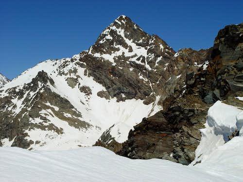 From Arpisson Summit <i>(3035m) </i> to Peak Garin 2005