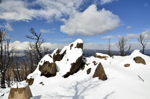 West White Pine Mountain