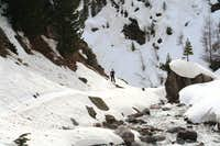 Monte Breva - spring skitour