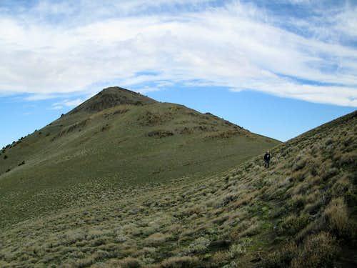 Eugene Range Highpoint