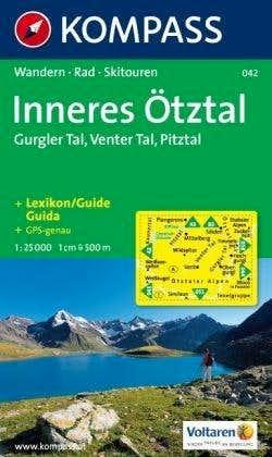 Kompass 042 Inneres Otztal
