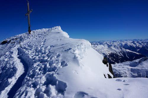 Wurmkogel Summit (3082m)